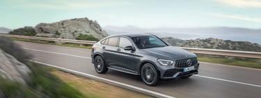El Mercedes-AMG GLC 43 2020 refuerza su carácter deportivo con más potencia y tecnología