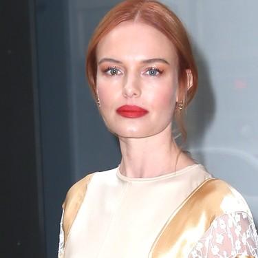 Kate Bosworth es una reina del estilo, incluso en un viernes casual con zapatos bajos