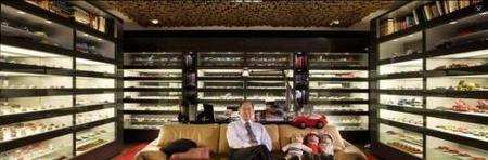 El Dr. Yu y su envidiable colección de maquetas personalizadas Porsche