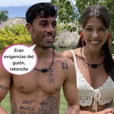 Este es el videoclip donde Diego (James Lover) se besa con una tentadora y que ha provocado el primer gran enfado de Lola en 'La Isla de las Tentaciones 3'