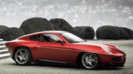 Avistado Disco Volante, va de rojo y tiene 450 cv