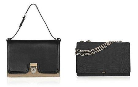 La colección de bolsos de Victoria Beckham....a $13.000 y ¡agotados!