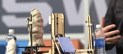Dentro de poco podremos fotocopiar objetos en 3D en nuestras casas