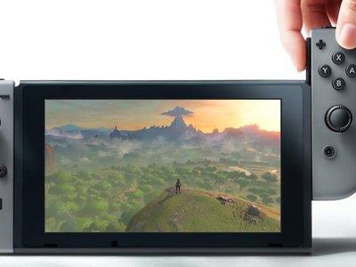 Aparecen fuertes rumores de la pantalla del Nintendo Switch