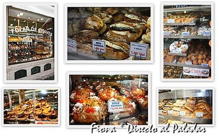 Dulces y panes en Casa Chineza