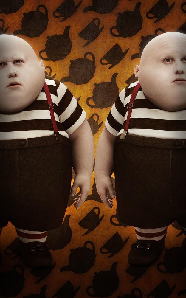 Foto de 'Alice in Wonderland', cartel y últimas imágenes de la película de Tim Burton (9/9)