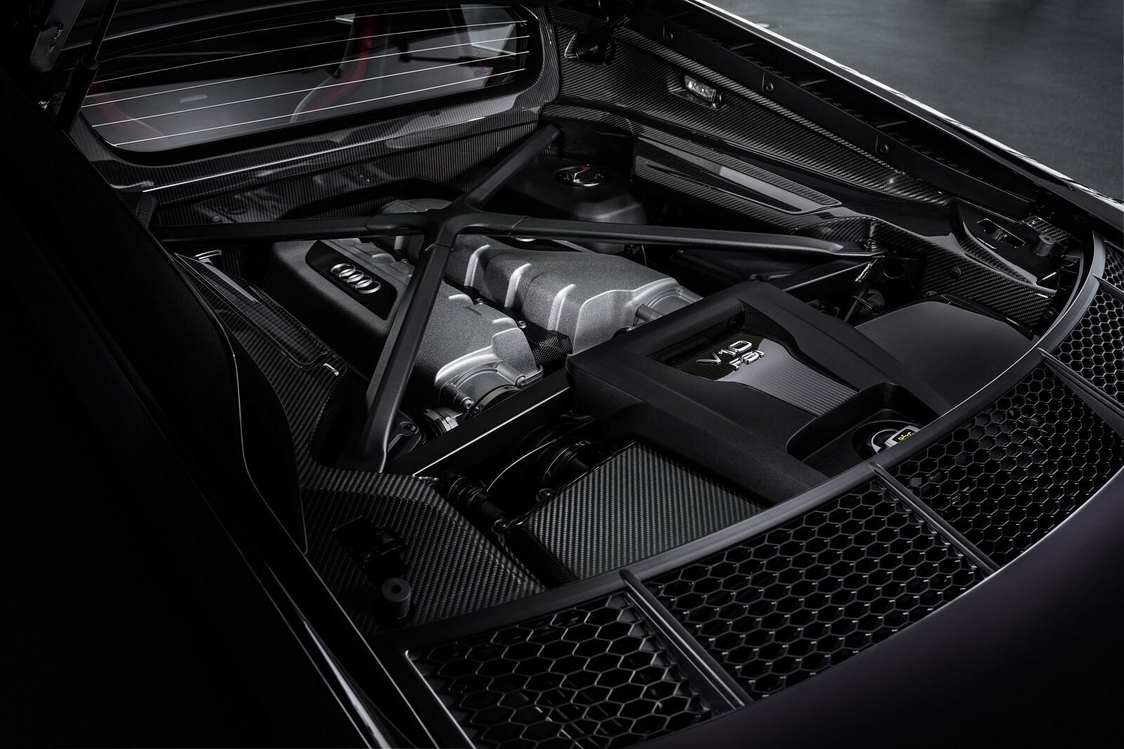 Foto de Audi R8 RWD Panther Edition (17/30)
