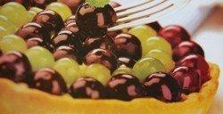 Pastel de uvas