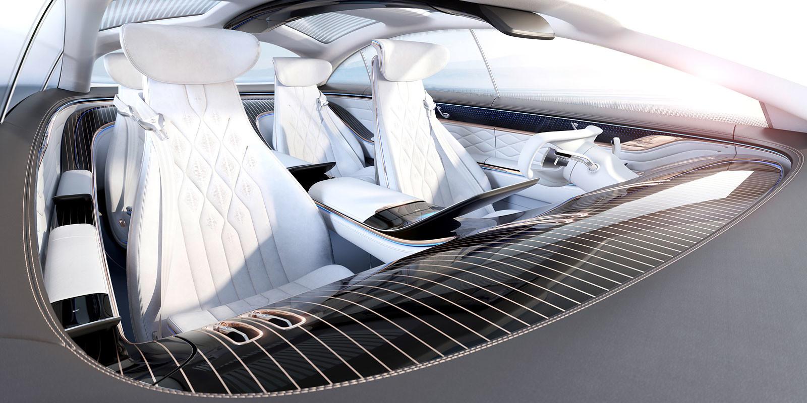 Foto de Mercedes Vision EQS (8/13)