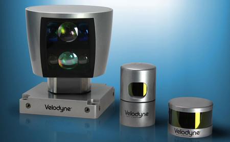 Velodyne Lidar Sensors Models