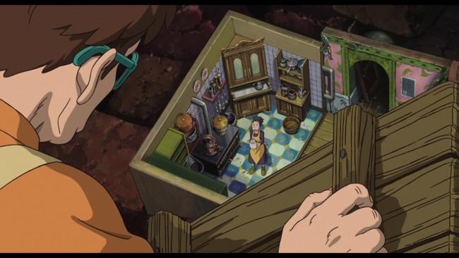 Arrietty Y El Mundo De Los Diminutos Original