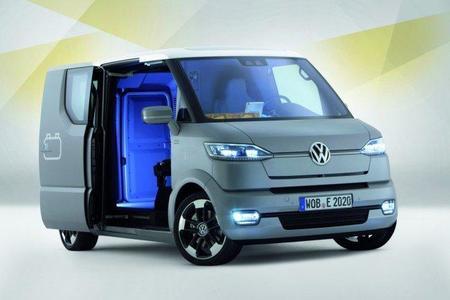 Volkswagen eT! Concept, curiosa furgoneta eléctrica que no llegará a producción