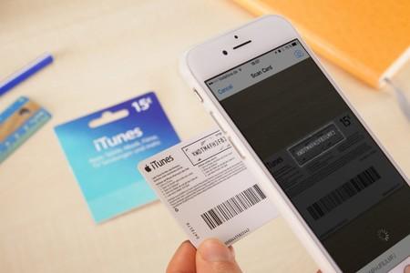 Tipografías ocultas y tamaños concretos: Así es el sistema secreto que usa Apple para canjear tarjetas regalo de iTunes