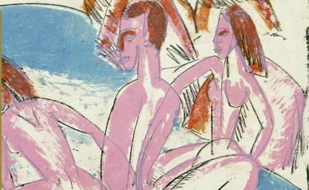 kirchner-bañistas-entre-piedras