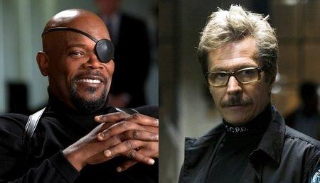 Samuel L. Jackson y Gary Oldman, secundarios de lujo para la nueva 'RoboCop'