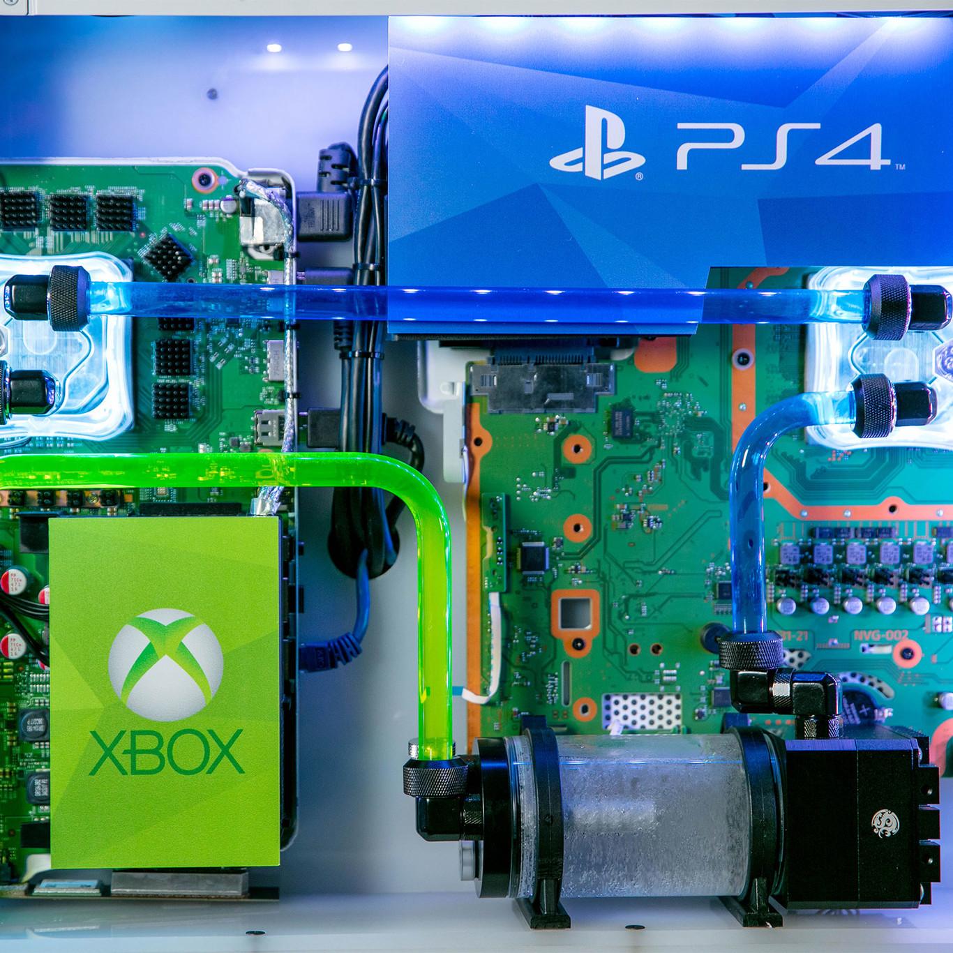 PS4 Xbox switch PC