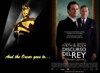 Oscars 2011, and the Oscar goes to... ¿hemos acertado?