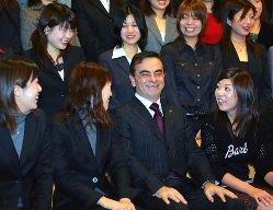 Chicas al poder en Nissan