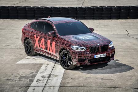 BMW X4 M delantera