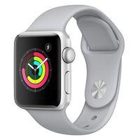 En eBay, el Apple Watch Series 3 de 38 mm en gris plata sólo cuesta 267 euros de importación