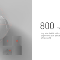 Windows 10 sigue su escalada: ya son más de 800 millones de usuarios, acercándose al objetivo de los 1.000 millones