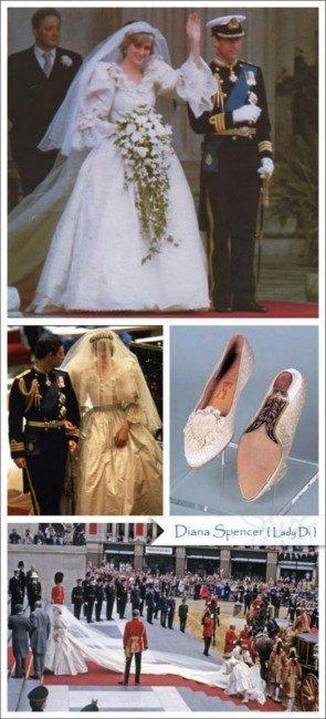 La boda de Diana de Gales y la fábula del príncipe que se convirtió en rana