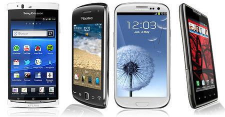 La comunicación en el móvil se traslada a los datos más que a la voz