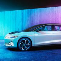 El Volkswagen ID Space Vizzion es el futuro Volkswagen Passat eléctrico de 340 CV y 590 km, y llegará en 2021