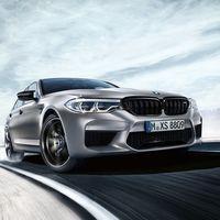 BMW M5 Competition: El balance perfecto entre lujo y deportividad al límite.