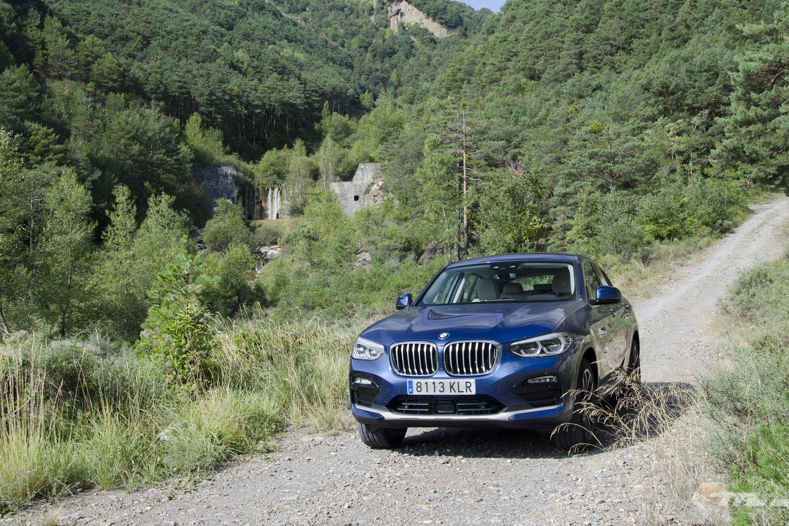 Foto de BMW X4 2018, prueba (39/65)