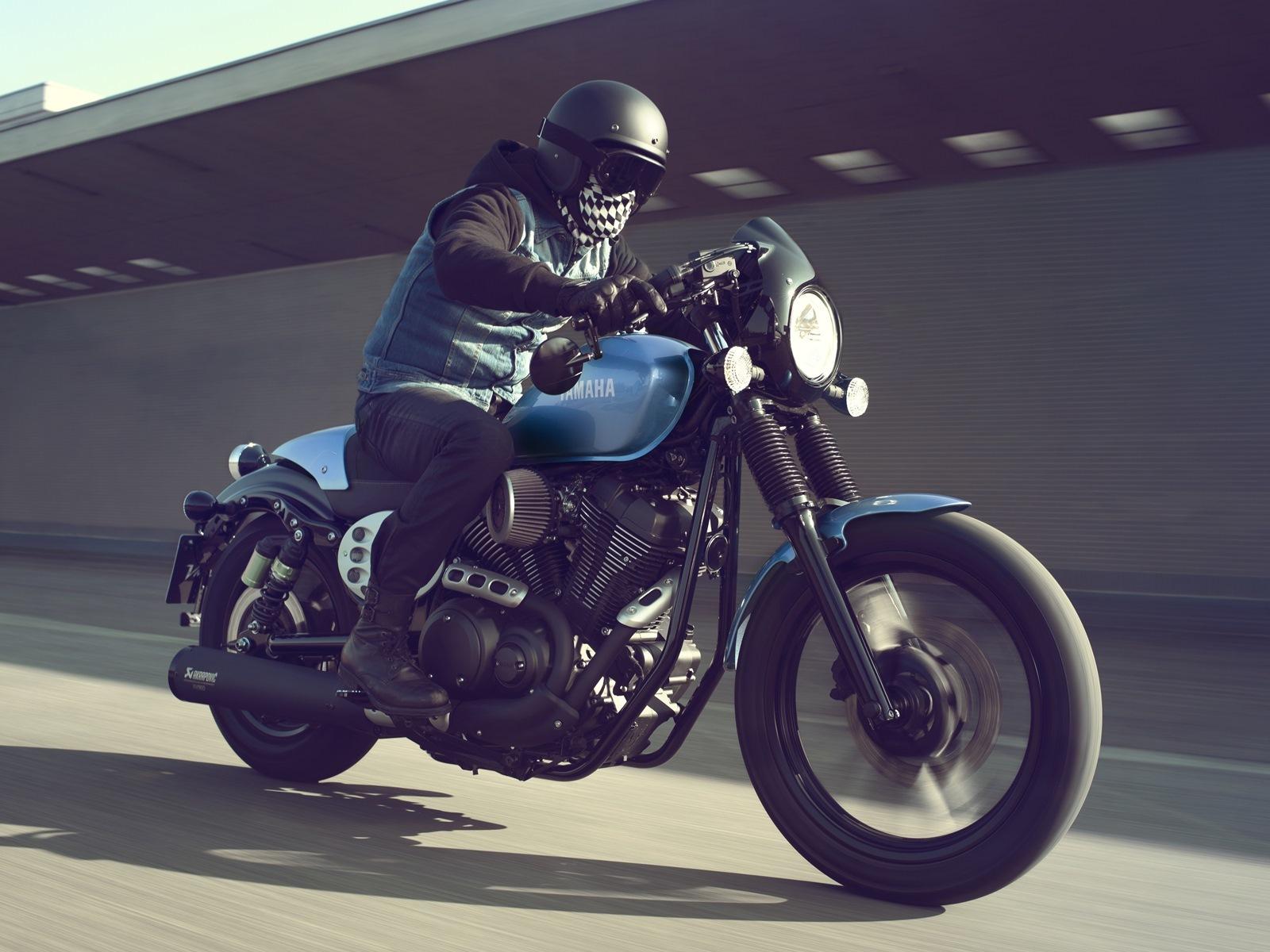 Foto de Yamaha XV950 Racer (19/33)