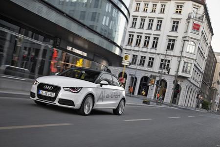 Audi sigue apostando por su proyecto de A1 e-tron