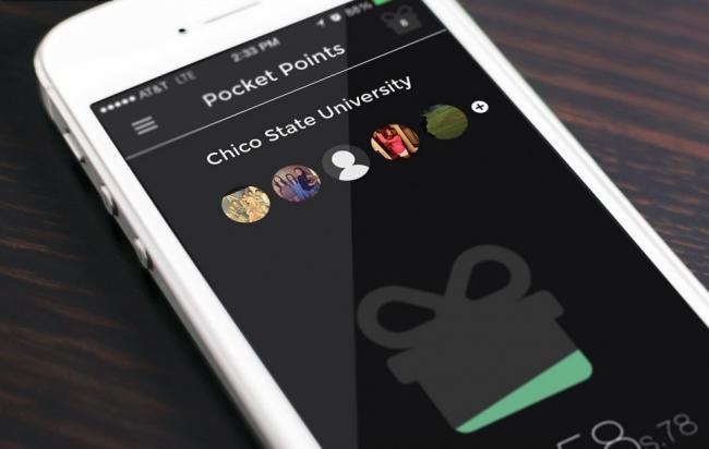 Pocket Points premia a los alumnos que dejan su iPhone en la mochila