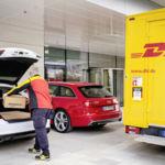 Amazon y DHL quieren dejarte paquetes en el maletero de tu Audi
