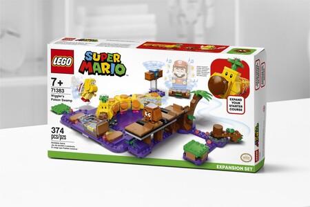 Nuevos sets de LEGO Super Mario con Pantano