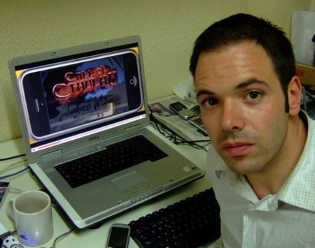 Digital Jokers, Daniel Sánchez