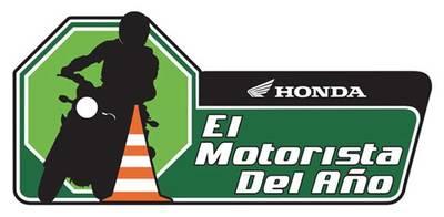 Segunda edición del concurso de Honda 'El Motorista del Año'