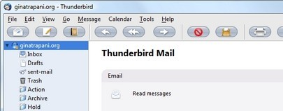 Apple Mail: tema para Thunderbird