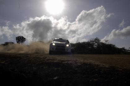 Rallye Safari de Kenya. Primera prueba del IRC.