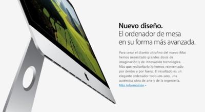 El nuevo iMac y el iMac que me hubiese gustado que fuese