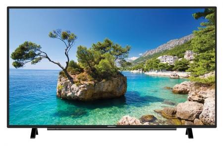Smart TV de 32 pulgadas Grundig 32VLE6730BP, con resolución FullHD, por 229 euros y envío gratis