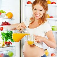 Revisa tus hábitos nutricionales (y también los del padre), si quieres quedarte embarazada