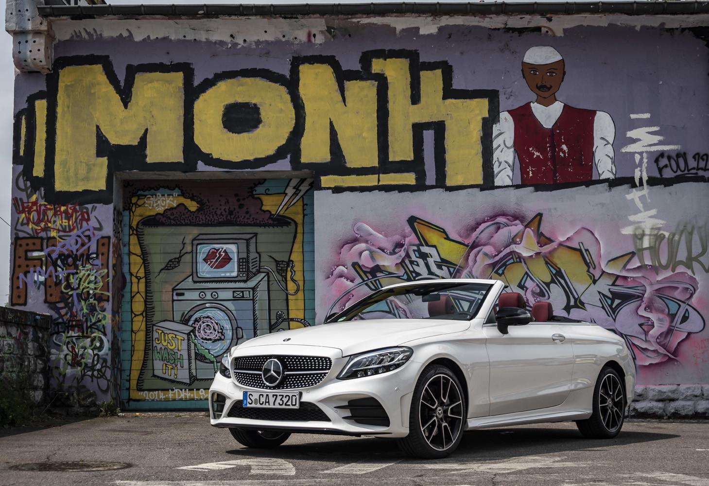 Foto de Mercedes-Benz Clase C 2018, toma de contacto (58/255)