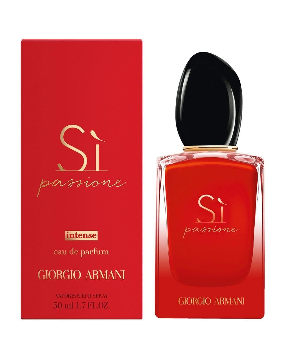 Eau de Parfum Si Passione Intense 50 ml Giorgio Armani