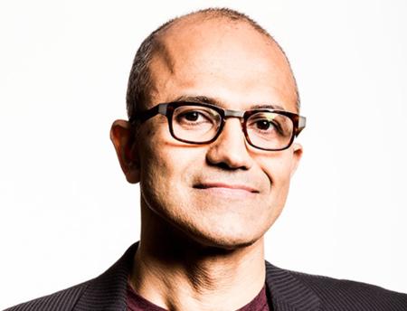 Satya Nadella, nuevo CEO en Microsoft