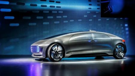 Mercedes-Benz F015 Luxury in Motion Concept 2015