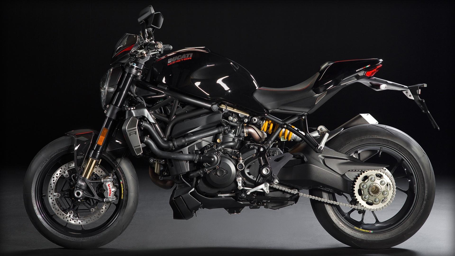 Foto de Ducati Monster 1200 R (25/30)