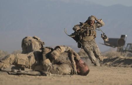 'The Wall', tráiler del thriller bélico de Doug Liman con John Cena y Aaron Taylor-Johnson