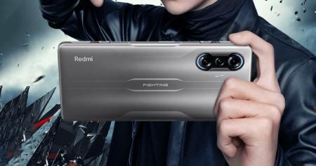 Xiaomi Redmi K40 Gaming Edition Oficial Diseno
