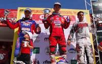 Jonathan Barragán se lleva la victoria en la segunda prueba del Campeonato de España MXÉlite en Osuna